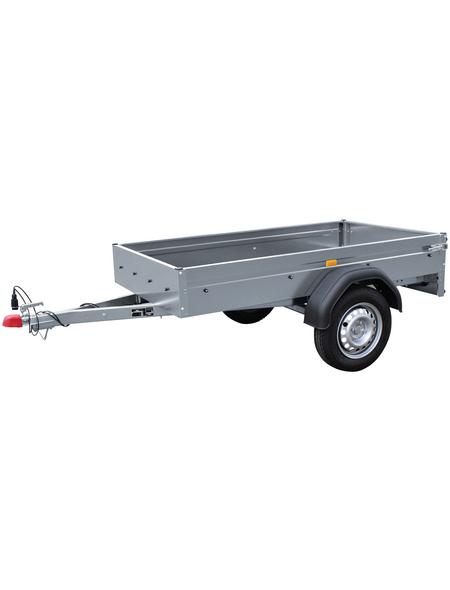STEMA PKW-Anhänger »AN750«,  BxLxH: 108 cm x 201 cm x 26,5 cm, max. Nutzlast 630 kg