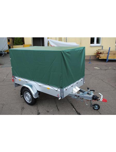 STEMA PKW-Anhänger mit Plane »BASIC 850 COC«, BxLxH: 108 cm x 201 cm x 33 cm, max. Nutzlast 673 kg
