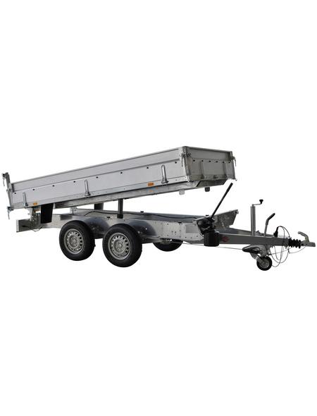 STEMA PKW-Anhänger »SHRK O2«,  BxLxH: 153 cm x 301 cm x 33 cm, max. Nutzlast 1870 kg