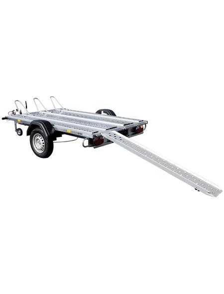 STEMA PKW-Anhänger »STM O2«, BxLxH: 153 cm x 210 cm x 59 cm, max. Nutzlast 695 kg