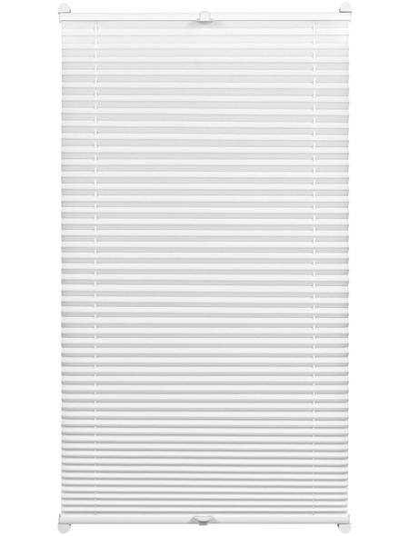 Plissee abdunkelnd, Easyfix, 100x130 cm