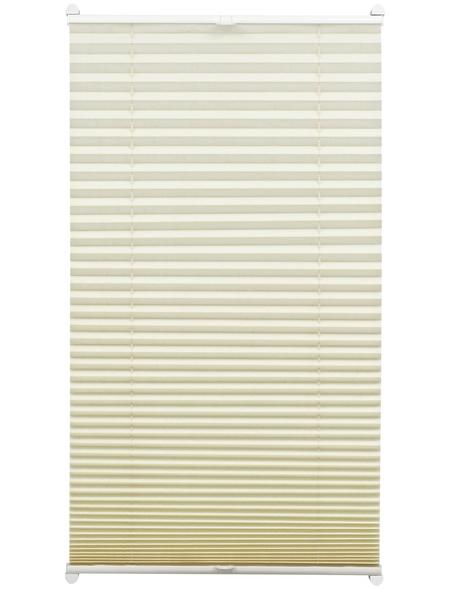 Plissee abdunkelnd, Easyfix, 80x130 cm