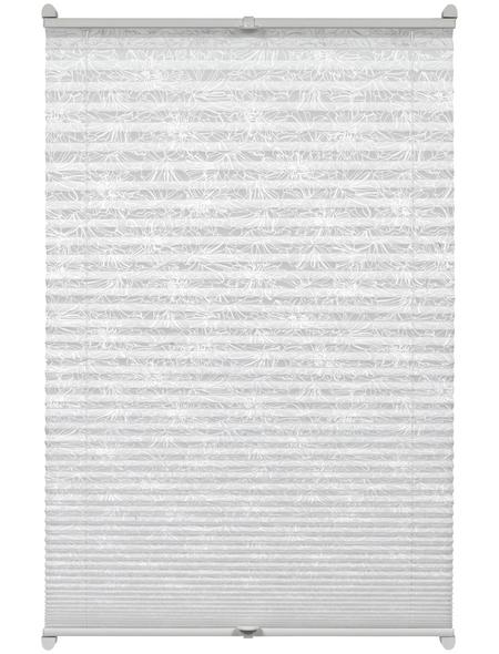 Plissee lichtdurchlässig, Easyfix, 80x130 cm