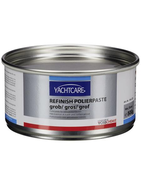 yachtcare® Polierpasten, für innen & außen, weiß, hochglänzend
