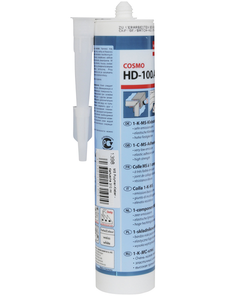 TraumGarten Polymer-Kleber, weiß, 310 ml