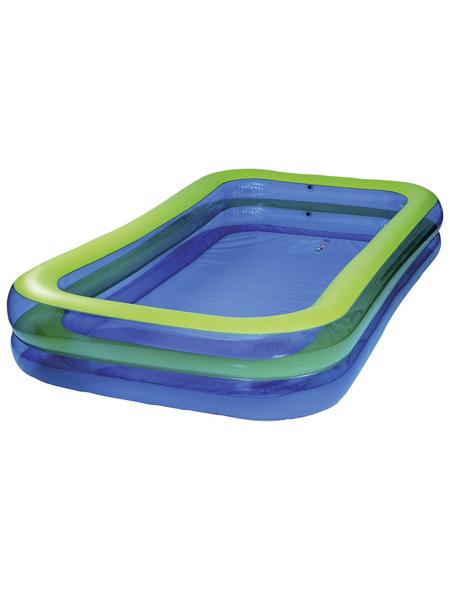 Pool , rechteckig, BxLxH: 183 x 305 x 50 cm