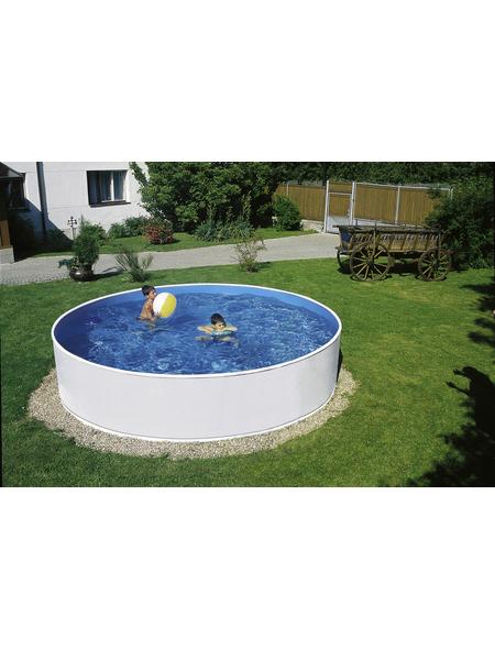 MYPOOL Pool-Set, rund, Ø x H: 300  x 90 cm