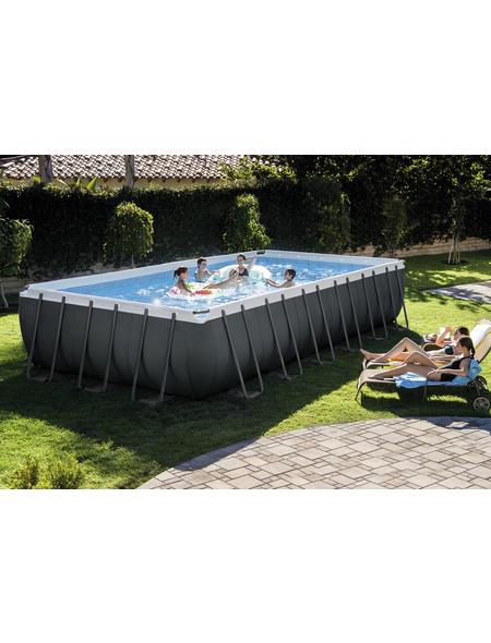 INTEX Pool »Ultra Quadra XTR«,  rechteckig, B x L x H: 366 x 732 x 132 cm
