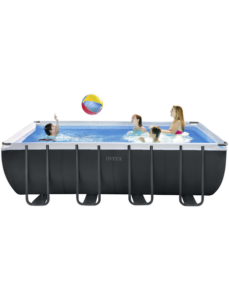 INTEX Pool »Ultra Quadra XTR«, rechteckig, BxLxH: 274 x 549 x 132 cm