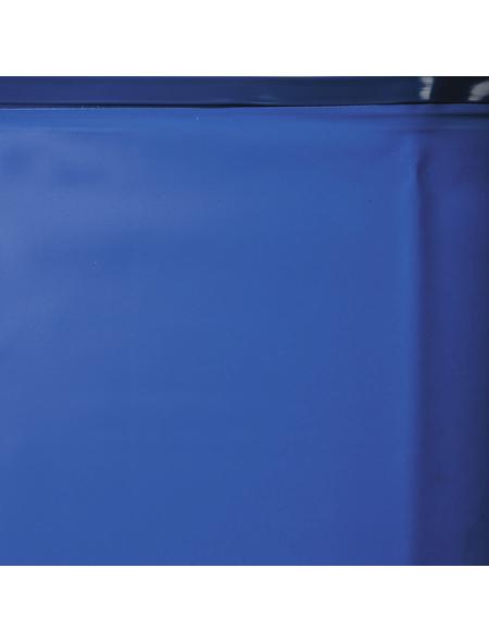 GRE Poolfolie, Ø 350 cm, Kunststoff