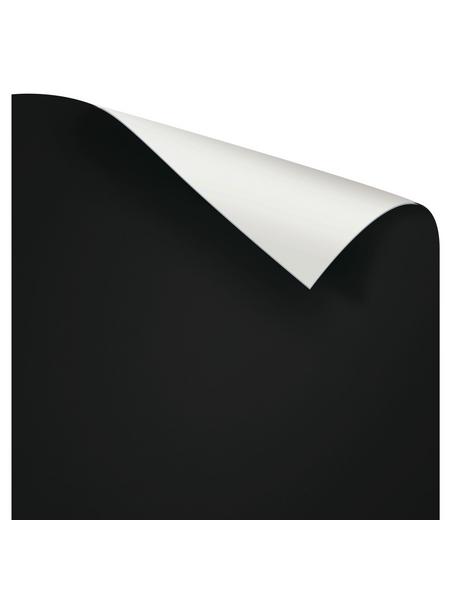 Poster, weiß/schwarz