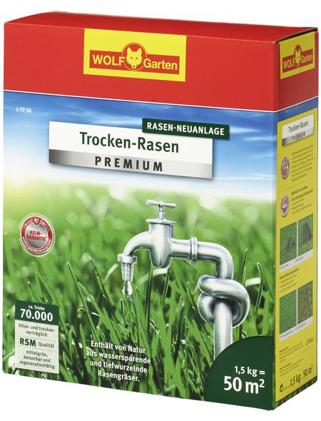 WOLF GARTEN Premium-Rasengräser-Samen »Premium «