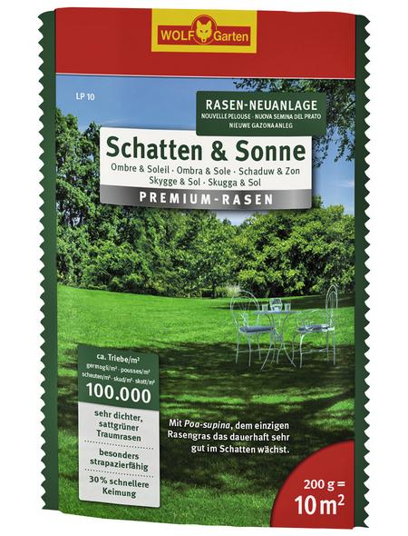 WOLF GARTEN Premium-Rasengräser-Samen »Supra LP«