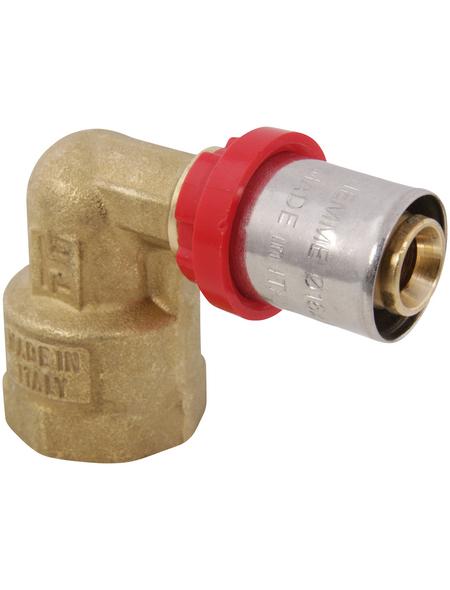 WIROFLEX® Presssystem, Messing