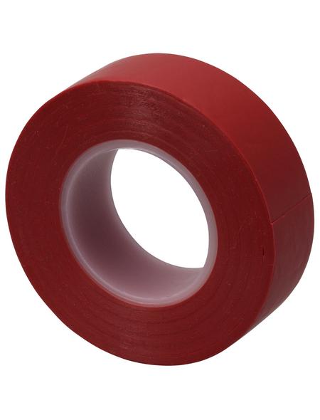SWG PVC-Band, Länge: 1000 cm, rot