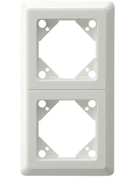 GO/ON! Rahmen 2-fach, Weiß, 1,2 cm