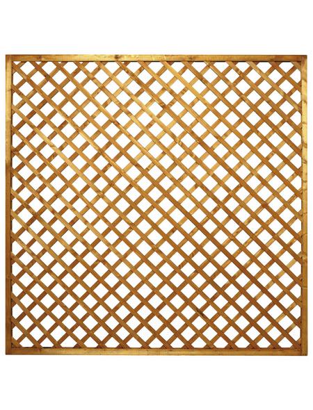 Rankgitter, BxH: 180 x 180 cm, Holz