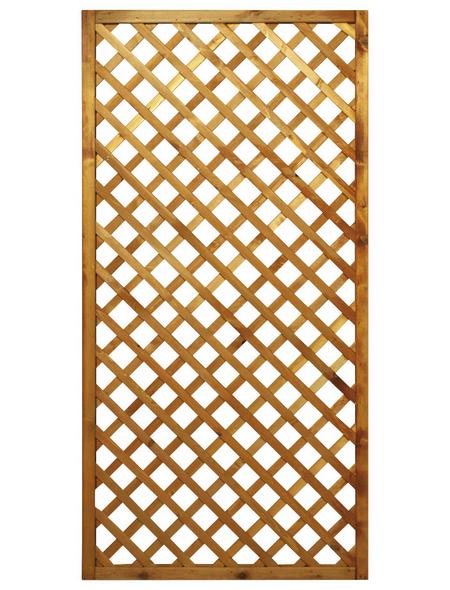 Rankgitter, BxH: 90 x 180 cm, Holz