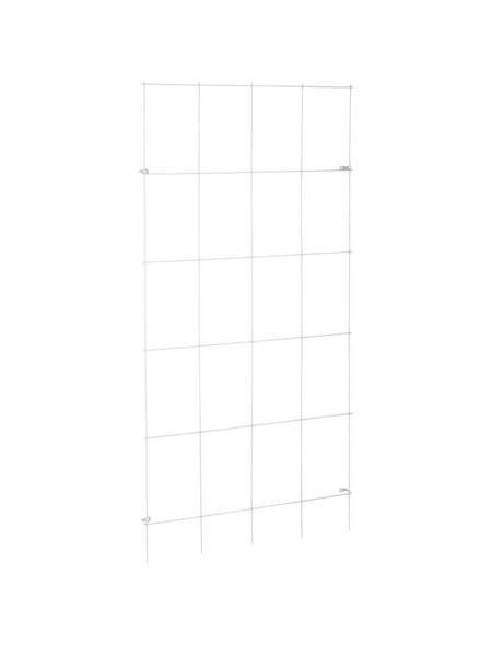 WINDHAGER Rankhilfe, BxH: 75 x 150 cm, Metall