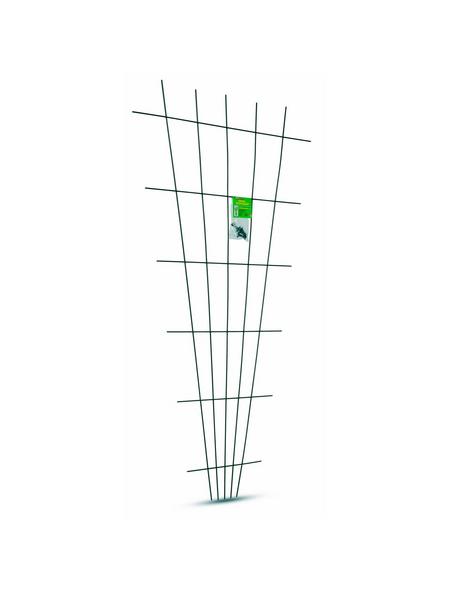 WINDHAGER Rankhilfe, Höhe: 150 cm, Metall