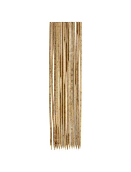 WINDHAGER Rankhilfe, Höhe: 40 cm, Holz, 15 Stück