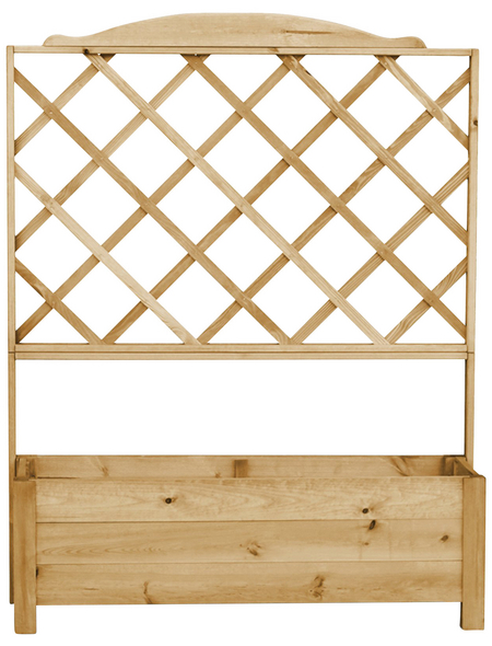 PROMADINO Rankkasten, BxHxT: 110 x 140 x 32 cm, Kiefernholz