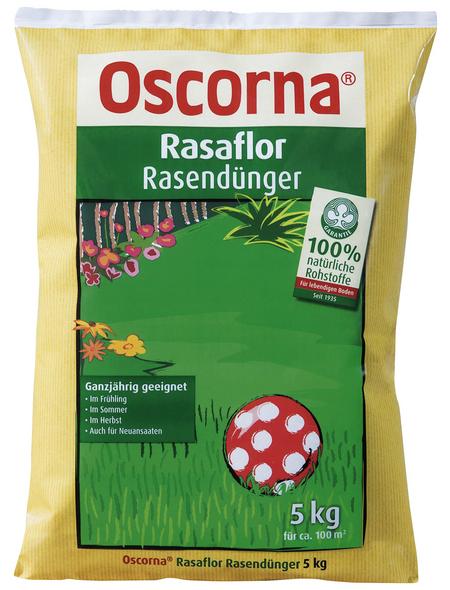 Oscorna Rasendünger, 5 kg, für 100 m²
