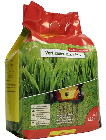 WOLF GARTEN Rasendünger »V-MIX 125«, 4 kg, für 125 m²