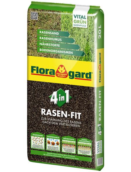 FLORAGARD Rasenerde »4 in 1 Rasen-Fit«, für Rasen