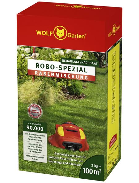 WOLF GARTEN Rasengräser-Samen »Robo-Spezial Rasensamen«