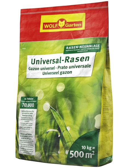 WOLF GARTEN Rasengräser-Samen »Universalrasen«
