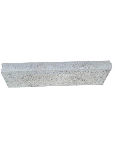EHL Rasenkante, BxHxL: 5 x 15 x 50 cm, Beton