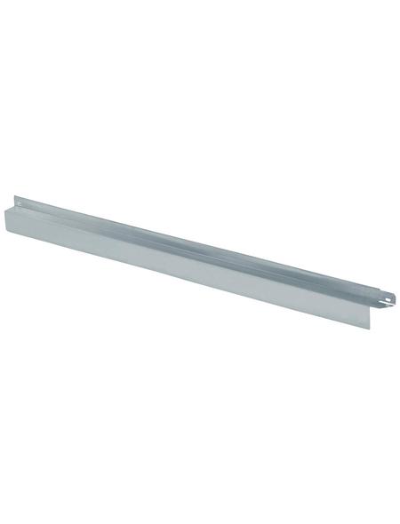 BELLISSA Rasenkante »COMFORT«, HxL: 9 x 118 cm, Stahl