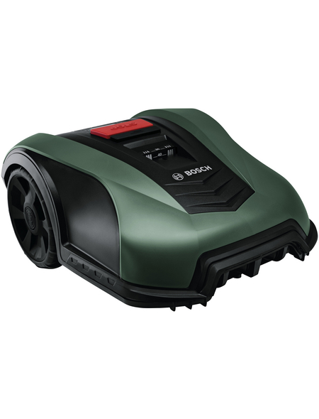 BOSCH Rasenmähroboter »Indego S+ 400«, 18 V, für ca. 400 m², Schnittbreite: 19 cm
