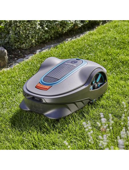 GARDENA Rasenmähroboter »smart SILENO life«, 18 V, für ca. 1000 m², Schnittbreite: 22 cm