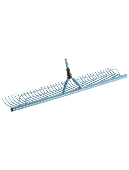 GARDENA Rasenrechen »Combisystem«, Arbeitsbreite: 73 cm, Stahl