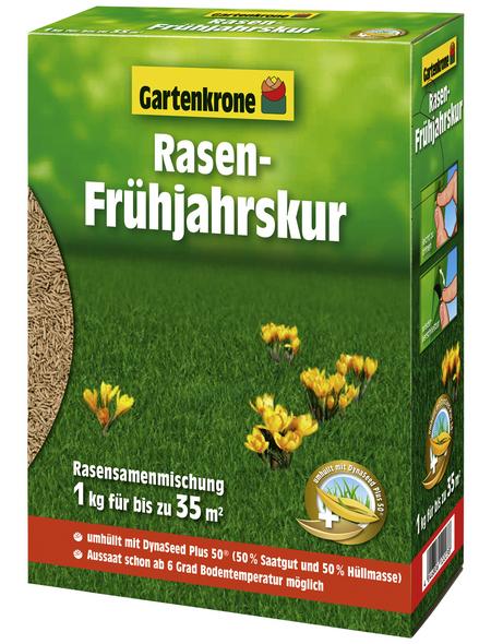 GARTENKRONE Rasensamen »Gartenkrone Rasen-Frühjahrskur«