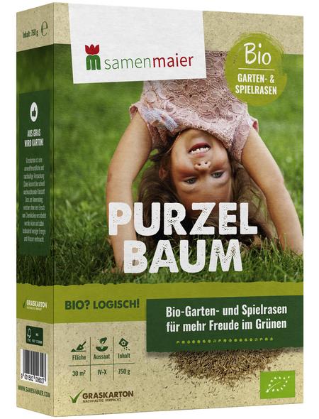 SAMEN MAIER Rasensamen »Purzelbaum«, Bio-Qualität