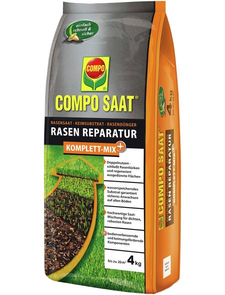 COMPO Rasensamen »Rasen-Reparatur Komplett Mix+«