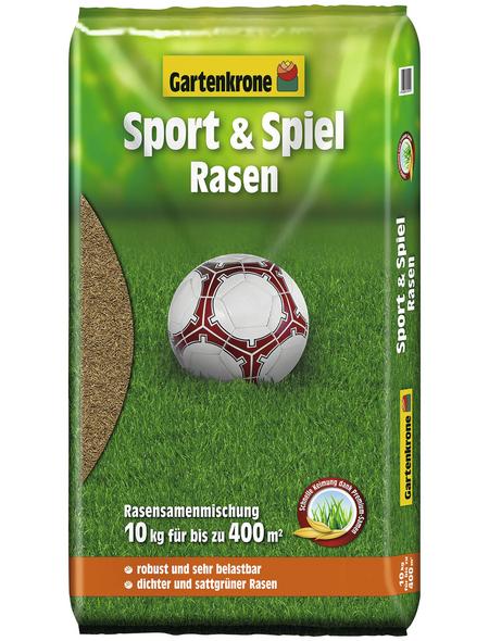GARTENKRONE Rasensamen »Sport- und Spielrasen«