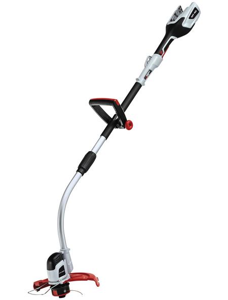 AL-KO Rasentrimmeraufsatz »EnergyFlex«, rot/schwarz/grau, 2,6 kg