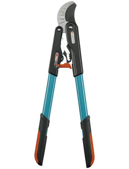 GARDENA Ratschen-Astschere »Smart Cut«, Amboss, max. Aststärke: 45 mm