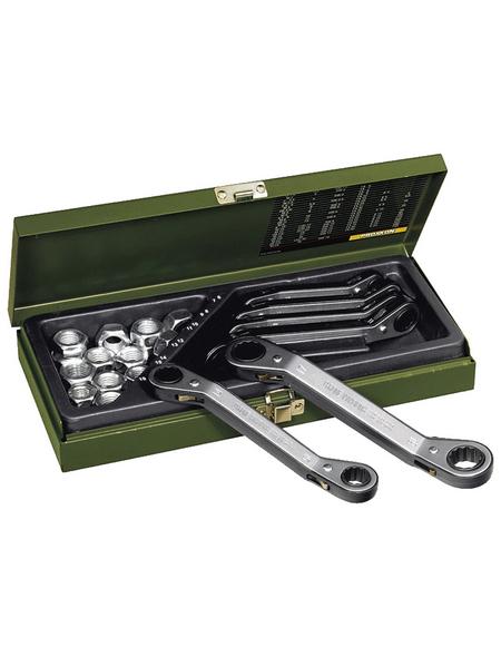 PROXXON Ratschen-Set »Industrial« 6-teilig, Schlüsselgröße: von 6 bis 19  mm