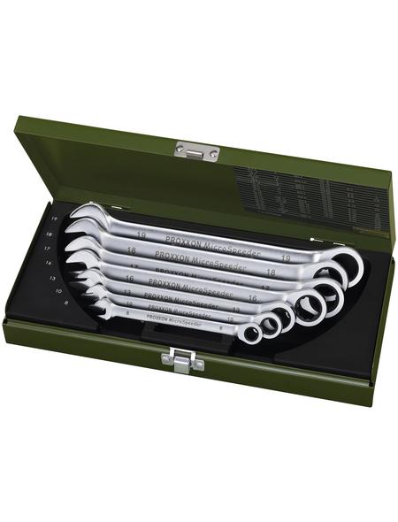 PROXXON Ratschen-Set »MicroSpeeder« Schlüsselgröße: 8 bis 19 mm