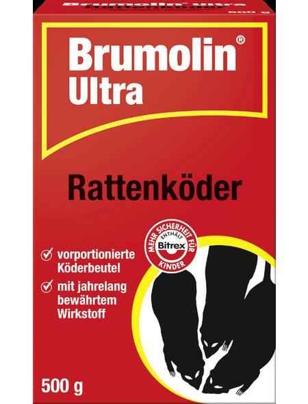 Brumolin Rattenköder »Ultra«