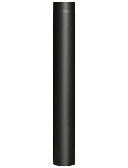 FIREFIX® Rauchrohr, ØxL: 12 x 100 cm, Stärke: 2 mm, Stahl