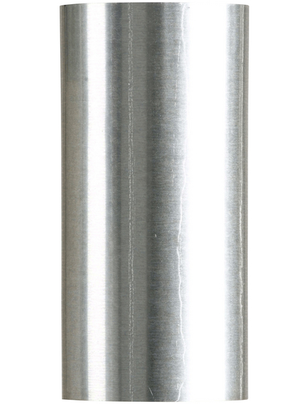 FIREFIX® Rauchrohr, ØxL: 12 x 25 cm, Stärke: 0,6 mm, Stahl