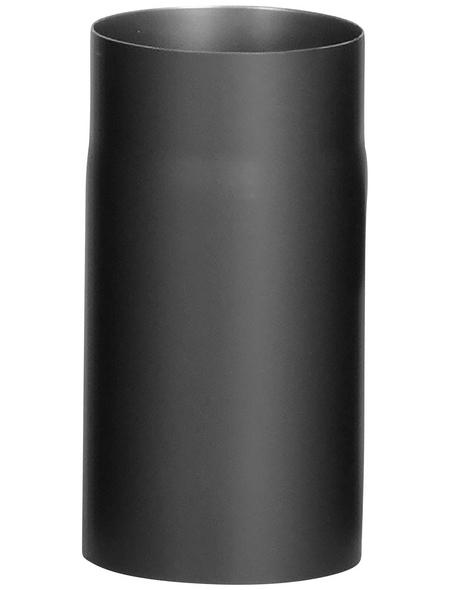 FIREFIX® Rauchrohr, ØxL: 12 x 25 cm, Stärke: 2 mm, Stahl