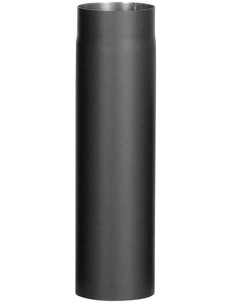 FIREFIX® Rauchrohr, ØxL: 12 x 50 cm, Stärke: 2 mm, Stahl