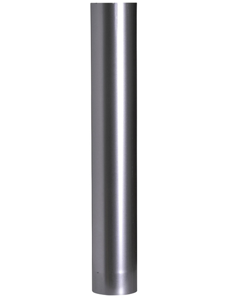FIREFIX® Rauchrohr, ØxL: 12 x 75 cm, Stärke: 0,6 mm, Stahl